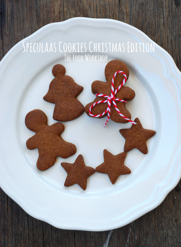 Speculaas Wholemeal Cookies